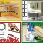 pintores, albañileria, fontaneria,cocinas