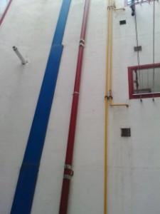 fachadas y bajantes