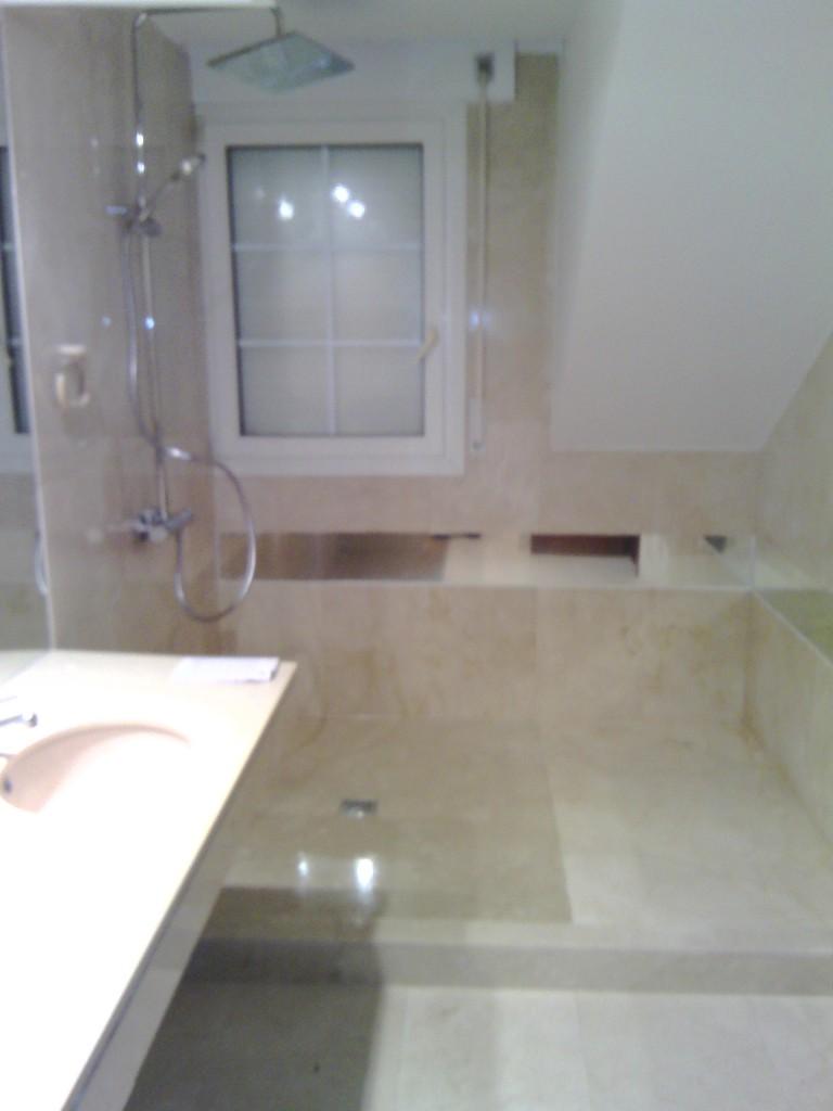 Reformas de cuarto de ba o y cocinas tienda de reformas gil - Fotos cuartos de bano ...