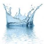 gota de agua de fontaneria