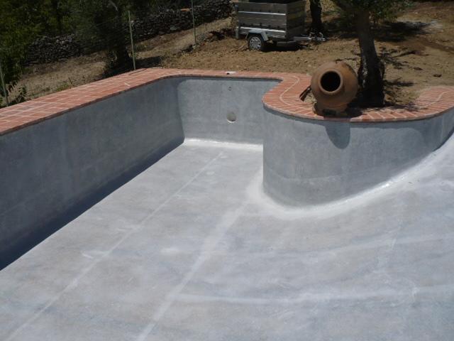impermeabilizaciones  para piscinas