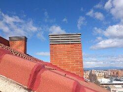 terrazas tejados y fachadas