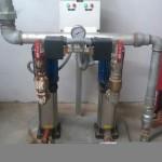 Control del suelo por calefacción radiante